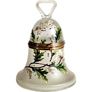 Lovely Bell Shaped Glass Casket