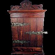 Art Nouveau Apothecary Cabinet