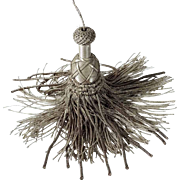 Large Antique Tassel ca. 1880