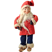 Old Santa Christmas Ornament