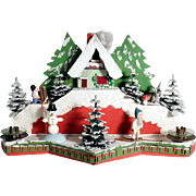 Amazing Christmas Display Fairy-tale World