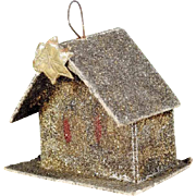 Christmas Ornament Gingerbread House