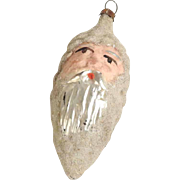 German  Santa Claus Fire Cone Shape Christmas Ornament