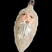 German  Santa Claus Fire Cone Shape Christmas Ornament
