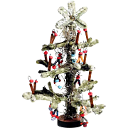 Sweet Doll House Miniature Christmas Tree