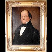 Excellent Portrait of a Gentleman ca. 1850