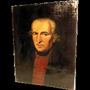18th Century Portrait of an Aristocrat – Excellent!
