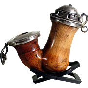 Imposing Meerschaum Pipe Bowl 19th Century