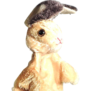 Adorable Hand Puppet Bunny