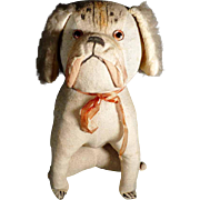 Lovely Old Frenchie Dog Toy