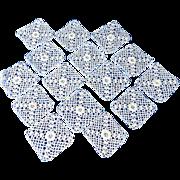 Handmade Lace Fifteen Pieces