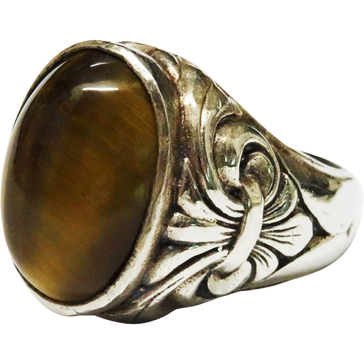 Vintage Sterling Ring 77