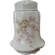 RESERVED - Rare Antique Handpainted Rosenthal Porcelain Tea Caddy