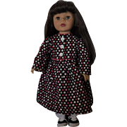 Vintage Madame Alexander Doll from the Favorite Friends Collection