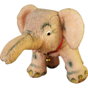 "Vintage Steiff Elephant ""Cosy Trumpy"""
