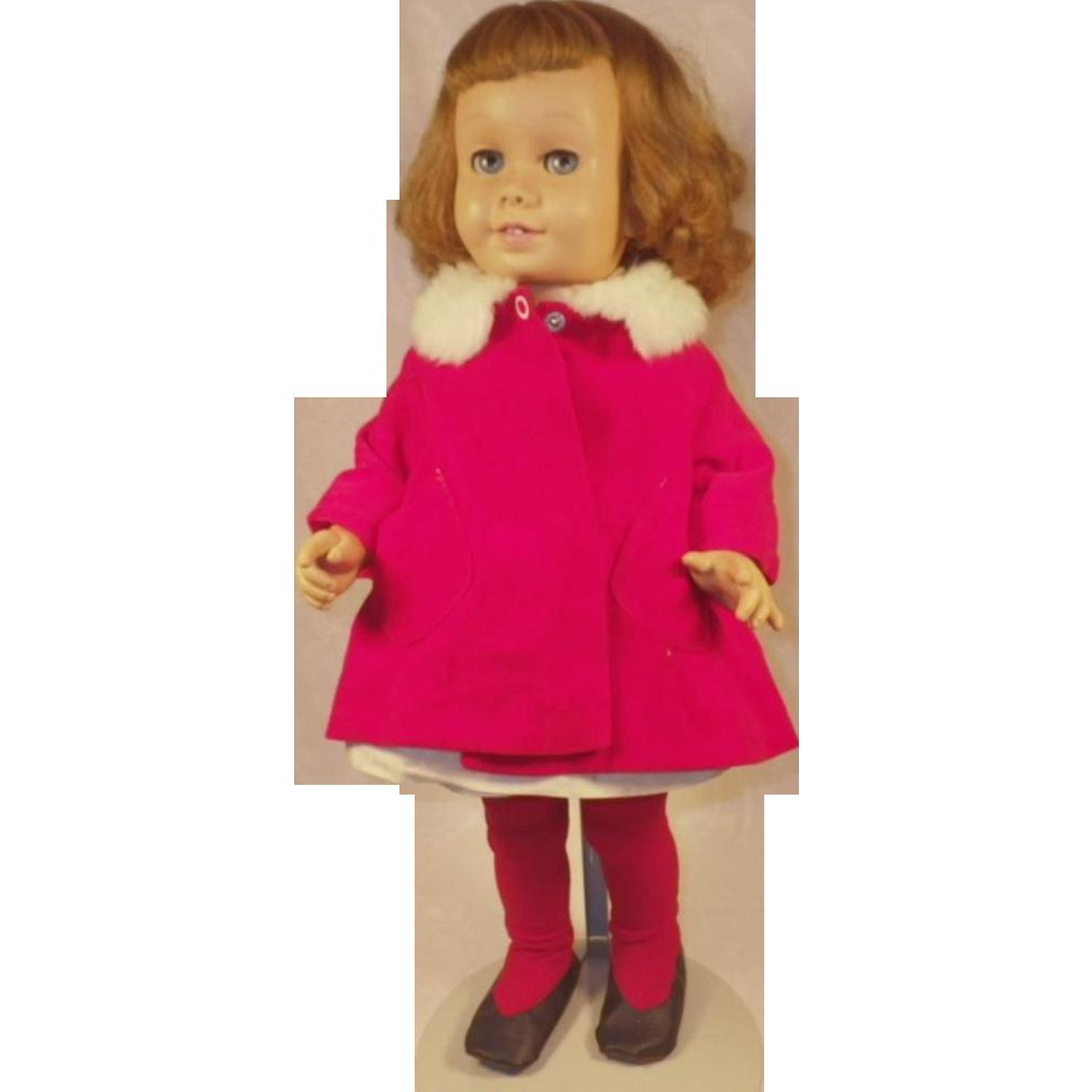 Vintage All Original Chatty Cathy Doll
