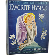 "Vintage First Edition Hardbound Book - ""Favorite Hymns"""