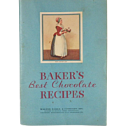 Set of Two Vintage Advertising Recipe Booklets