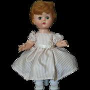SPECIAL Christmas Price!  Vintage Hard Plastic Walker Doll Littlest Angel Look-Alike