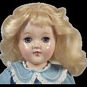 Vintage Hard Plastic P- 90 Toni Doll