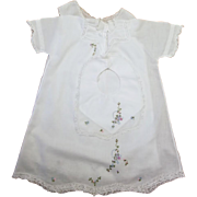 Vintage Baby or Doll Linens