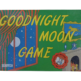 Vintage Board Game - Goodnight Moon