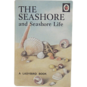 Vintage Ladybird Book - The Seashore and Seashore Life