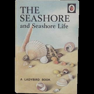 Vintage Ladybird Book - The Seashore and Seashore Life