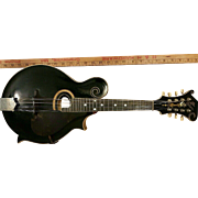 Vintage Gibson Mandolin- F4 1913 Serial #23088 2 Point
