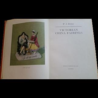 Book Victorian China Fairings W.S. Bristowe