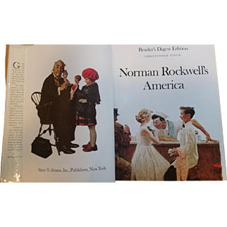 Book: Norman Rockwell's America