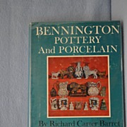 Bennington Pottery and Porcelain