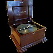 """12"""" MIRA Disc Music Box"""