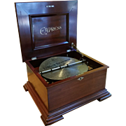 "12"" MIRA Disc Music Box"