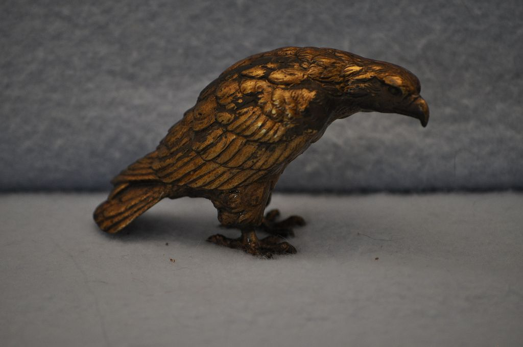 Austrian Bronze Eagle