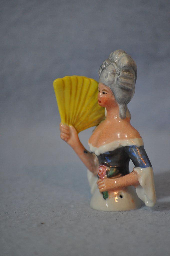 China 1/2 Half Doll