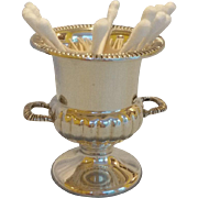 Miniature Sterling Urn