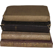 Four Piece Pocket Volumes Bible, New Testament, Still Waters Bible for Little Girls