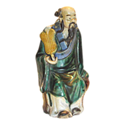 Vintage Shekwan Mud Man Figurine