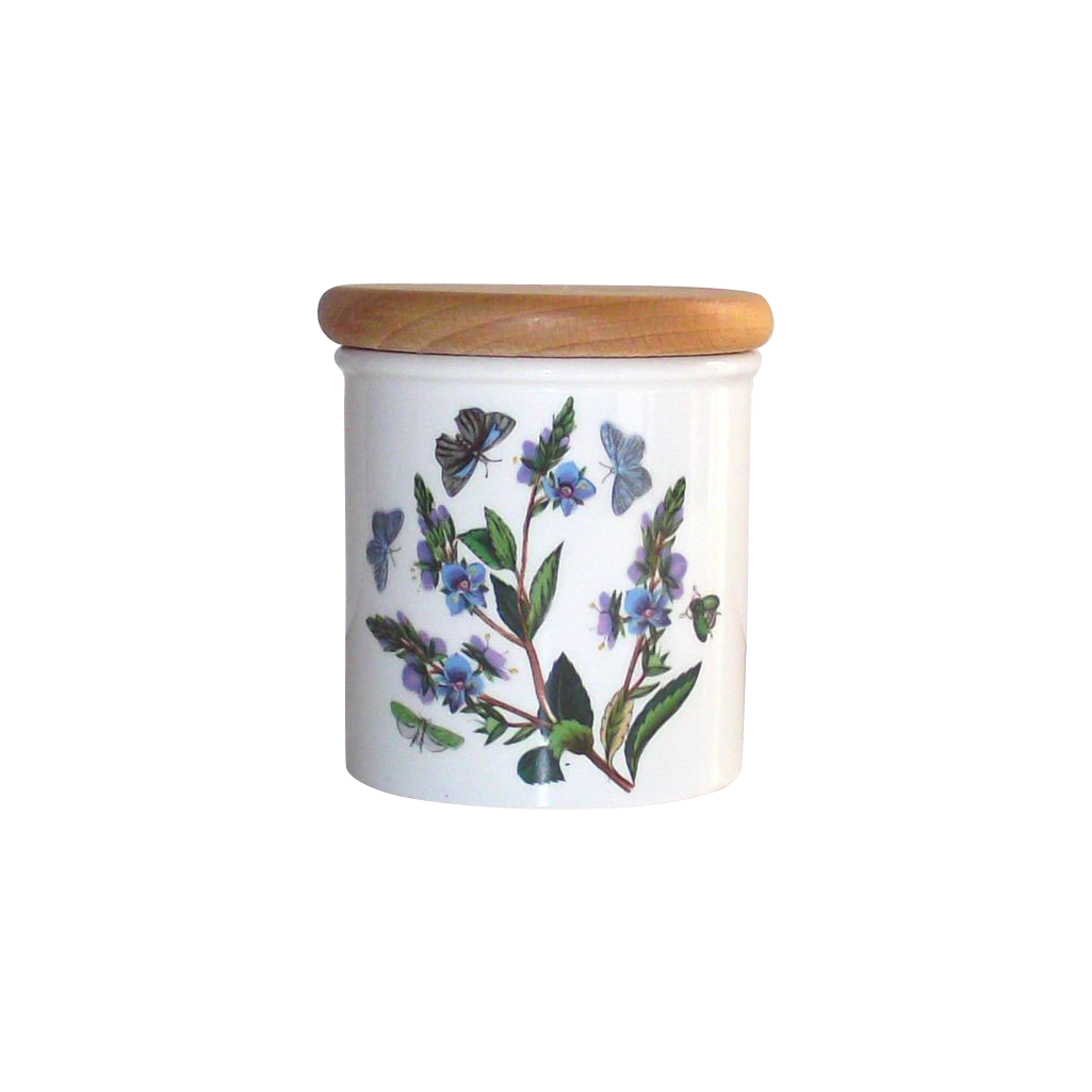 Portmeirion  Speedwell Botanic Gardens Small Canister