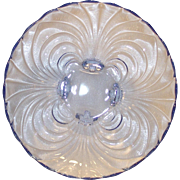 "Cambridge Midnight Blue 10 ¼"" Console Bowl"