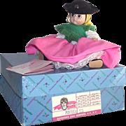 "Madame Alexander 7 ½"" Portugal Doll LNIB  #535"