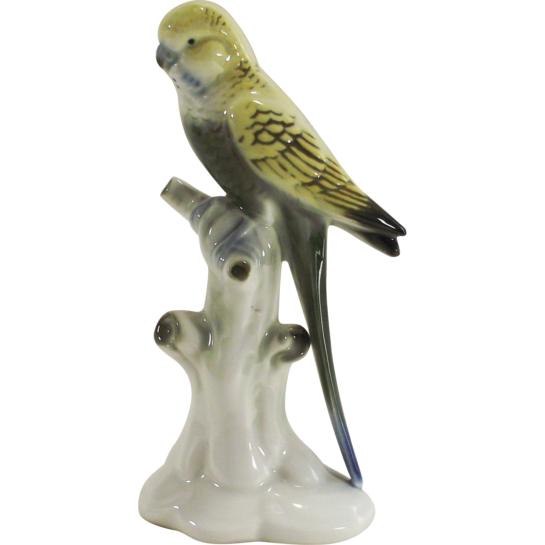 Vintage German Gerold Porzellan Bird Porcelain