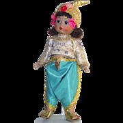 "Madame Alexander 7 3/4"" Thailand Doll LNIB  #567"