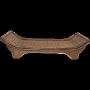 Vintage Bonsai Plateau Bamboo