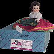 "Madame Alexander 7 5/8"" Italy Doll #593"