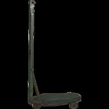 Rocket Scooter Skate Dark Green  1930s