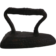 Vintage Child's Sad Iron