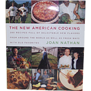 Cookbook The New American Cooking by Joan Nathan