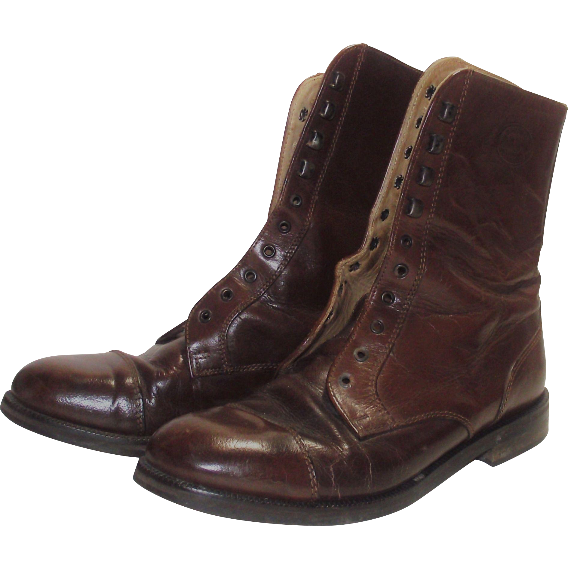 Vintage Italian Boots 15